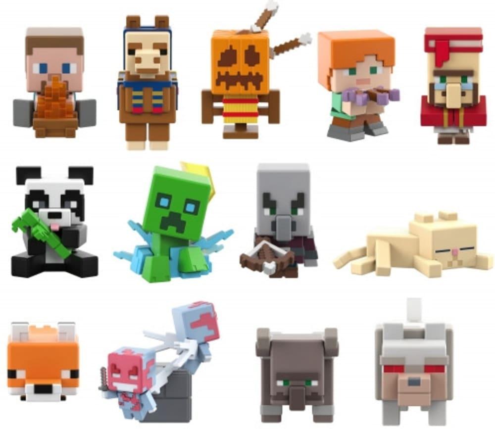 Minifigurka Minecraft