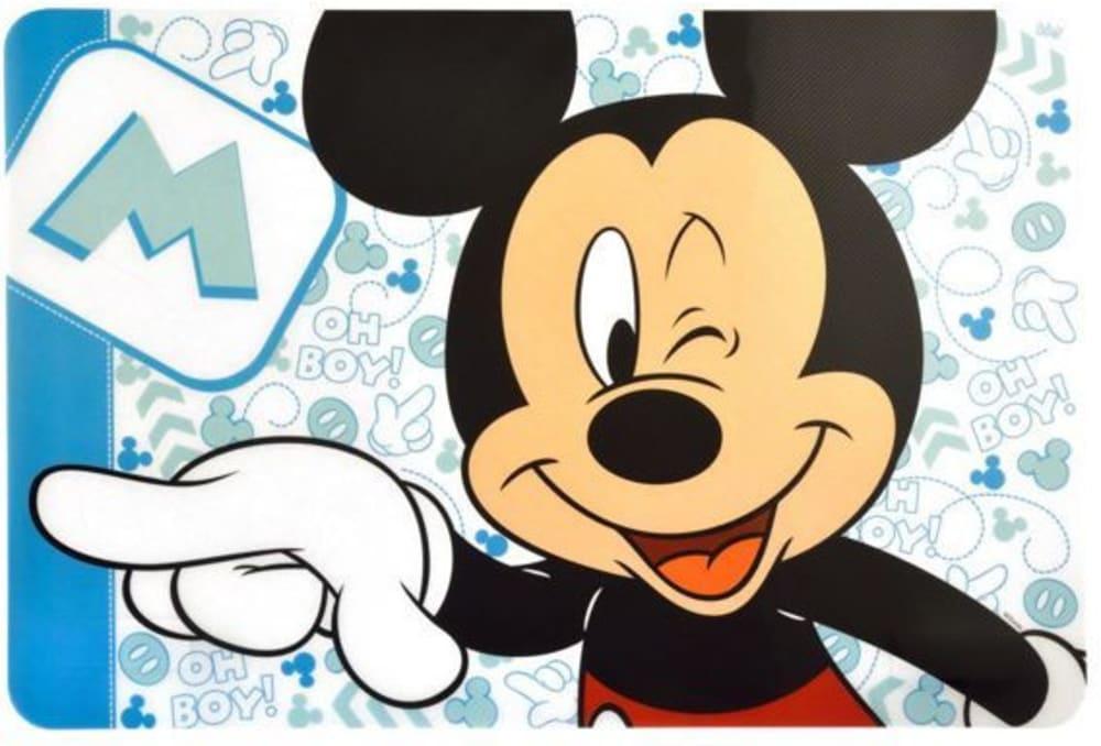 Podkładka do Jedzenia, Myszka Mickey, 4m+ Lulabi
