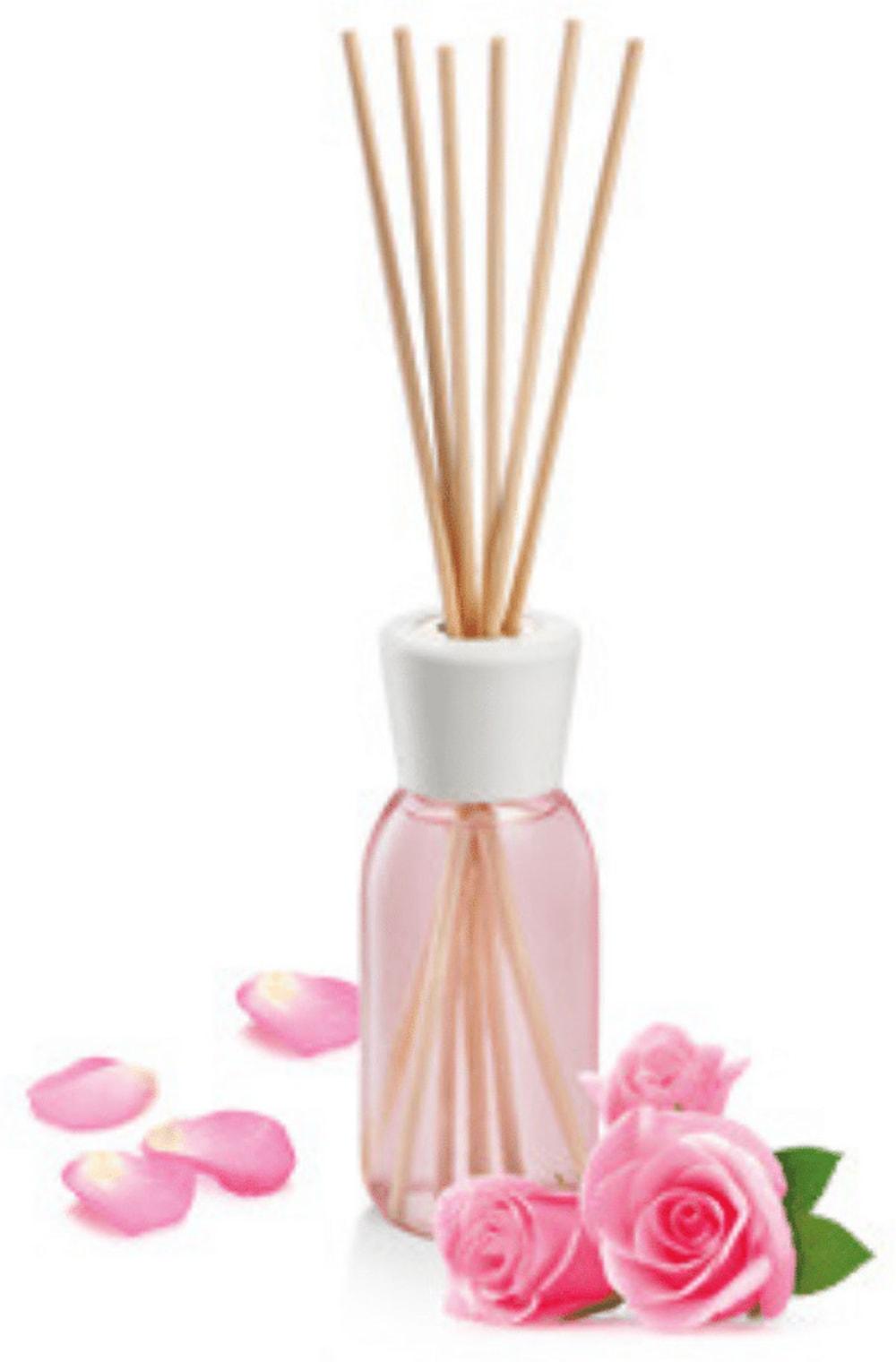 Odświeżacz powietrza FANCY HOME 120 ml, Różowe kwiaty