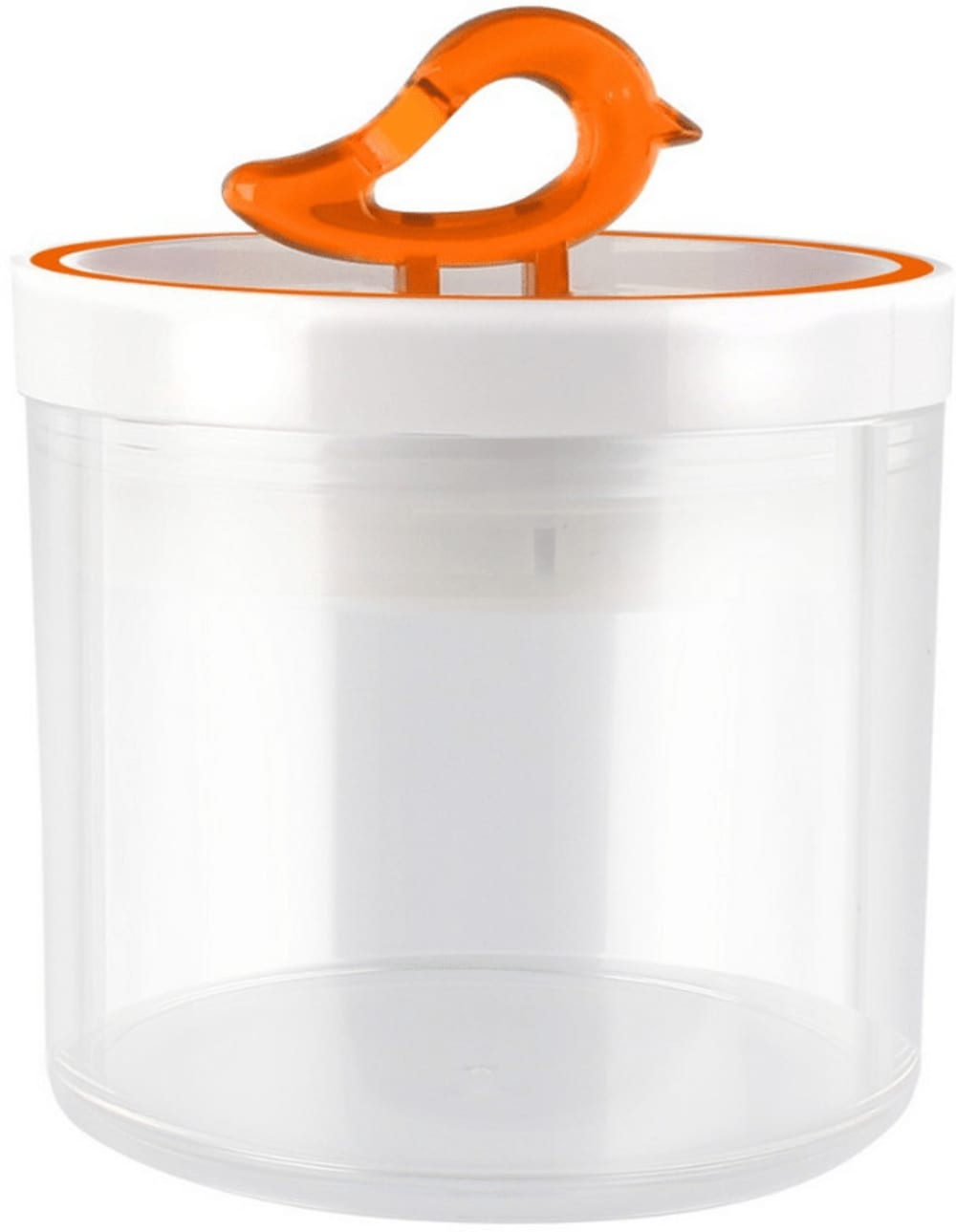 Pojemnik kuchenny pomarańczowy 400 ml Livio Vialli Design