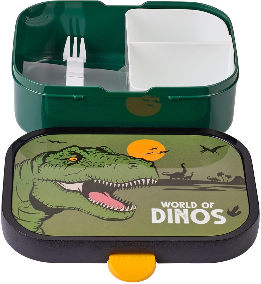 Lunchbox Dziecięcy Pojemnik Pudełko Na Drugie Śniadanie Campus Dino Mepal