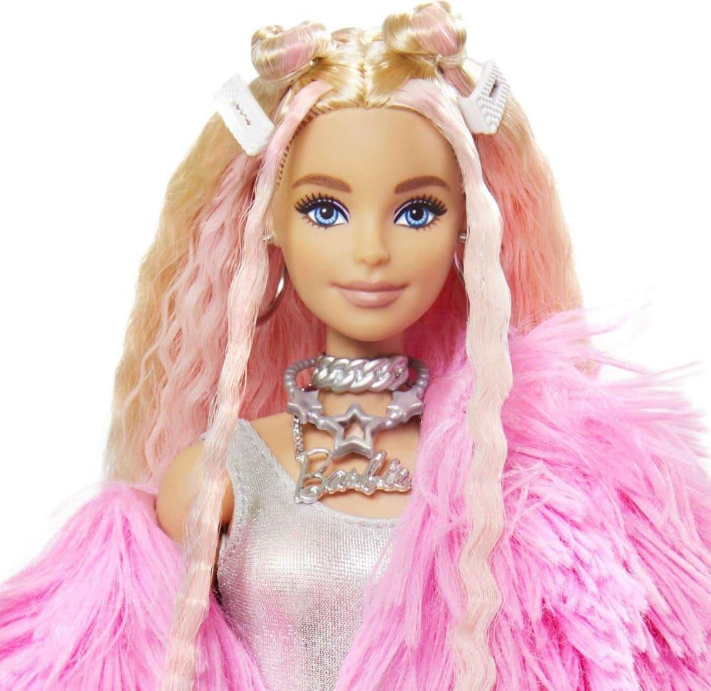 Barbie Extra Modna Lalka z Akcesoriami