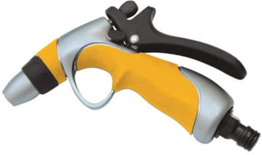 Pistolet metalowy z prostym strumieniem