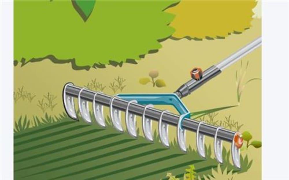 Wertykulator do trawy 35 cm - Gardena