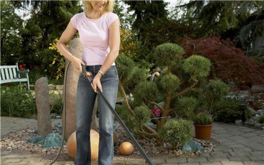 Trzonek przepływowy 150 cm Cleansystem - Gardena