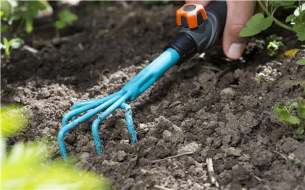 Małe pazurki do spulchniania gleby Combisystem - Gardena