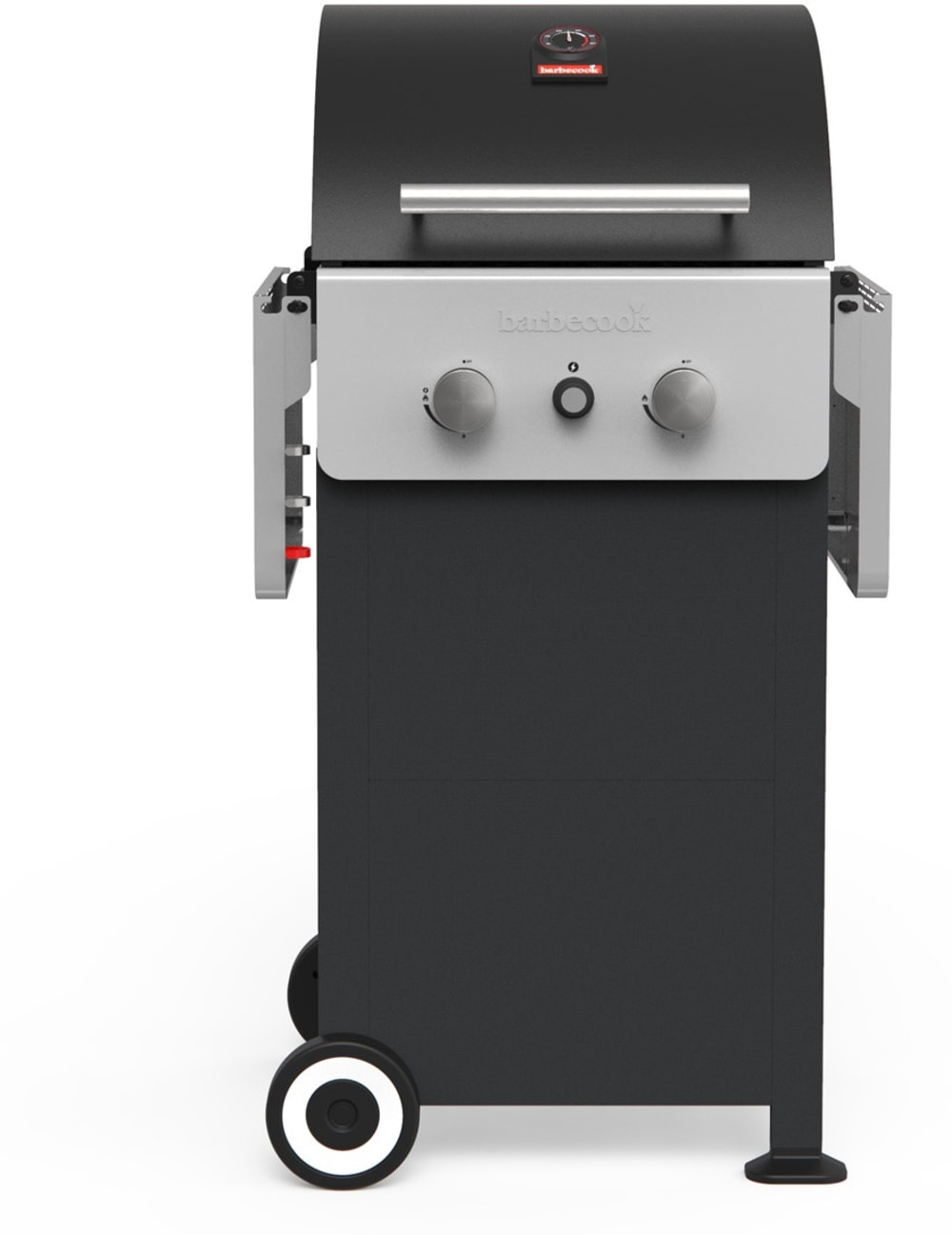 Grill gazowy żeliwny ruszt 2 palniki Spring 2002 Barbecook