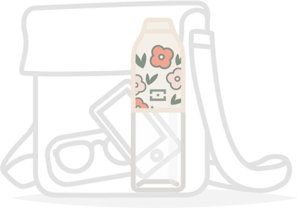 Butelka bidon na wodę, napoje MonBento Bloom 0,5l