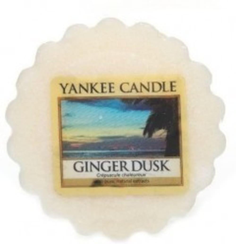 Wosk Yankee Candle Ginger Dusk