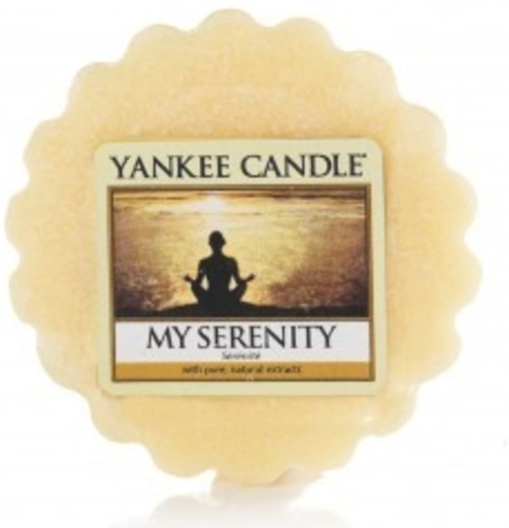 Wosk Yankee Candle My Serenity