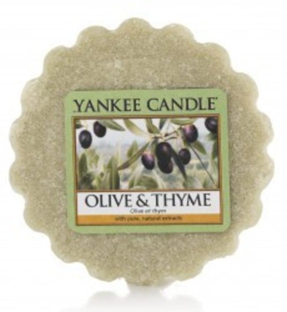 Wosk Yankee Candle Olive & Thyme