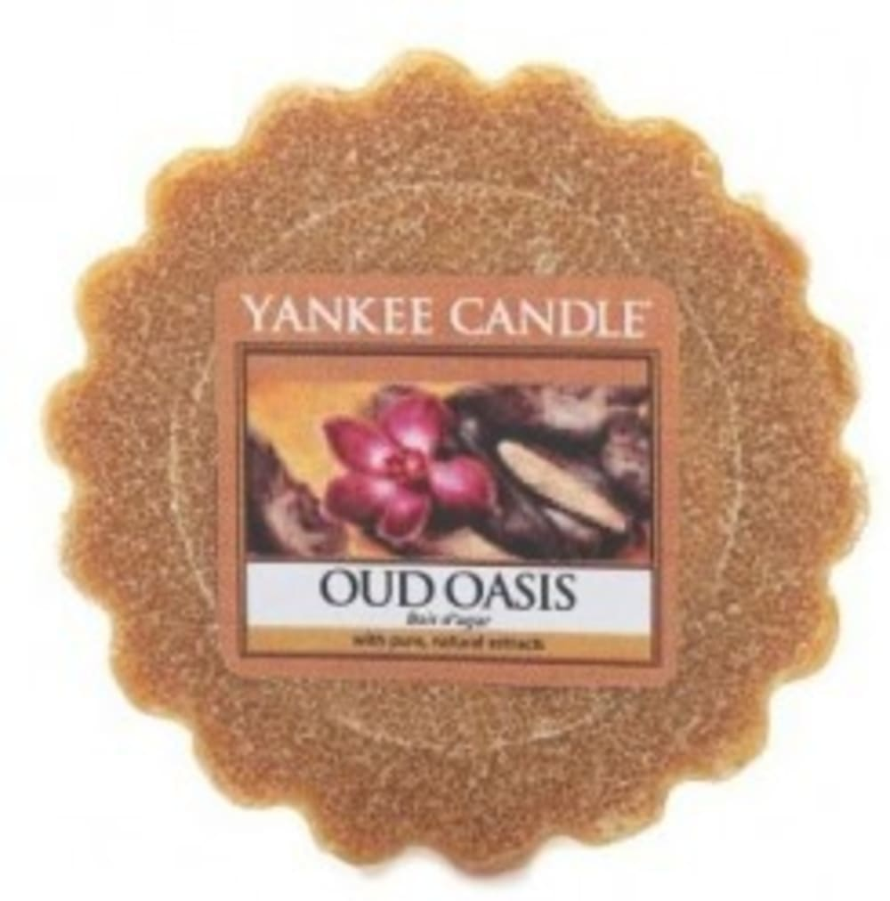 Wosk Yankee Candle Oud Oasis