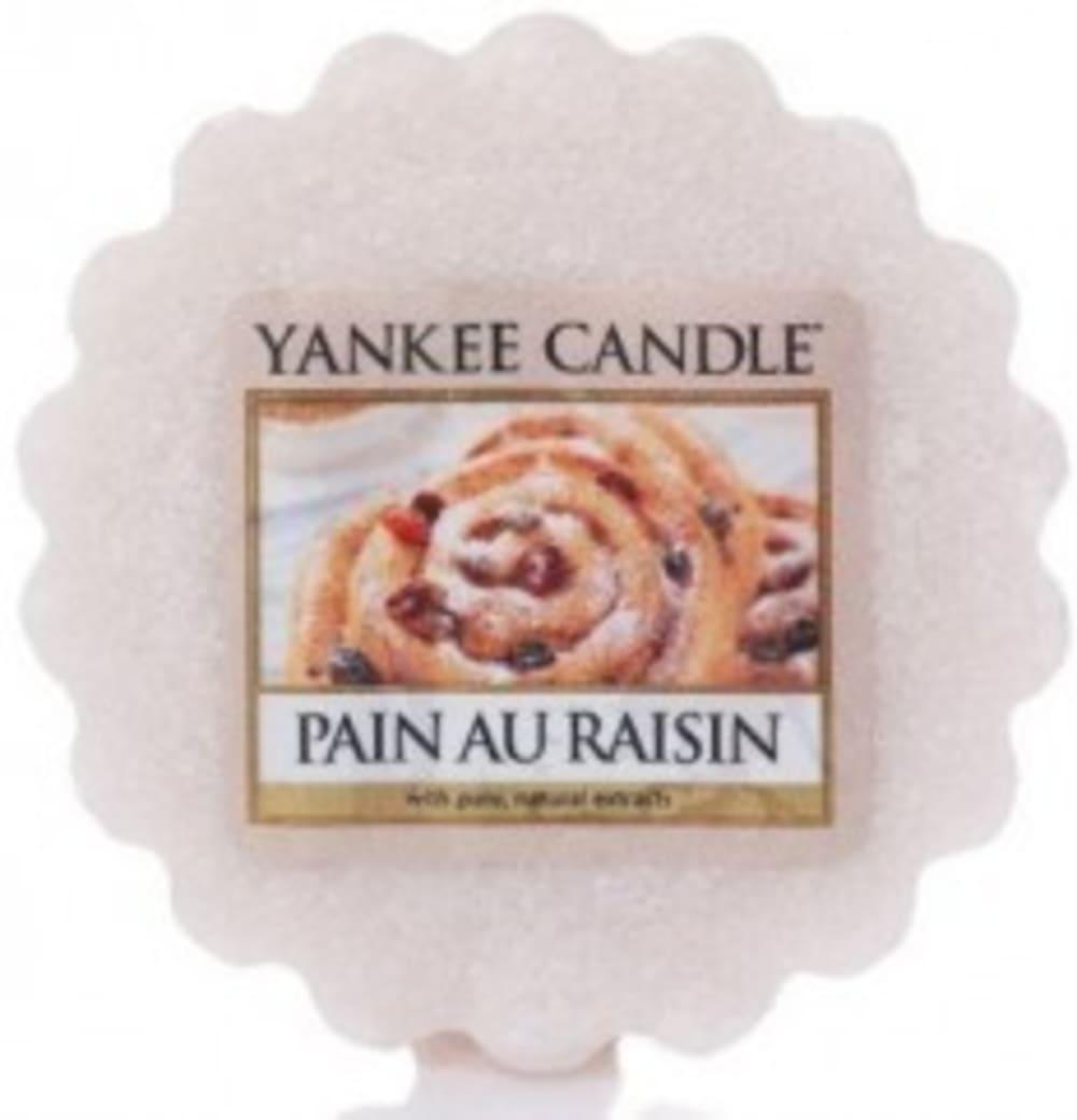 Wosk Yankee Candle Pain au Raisin