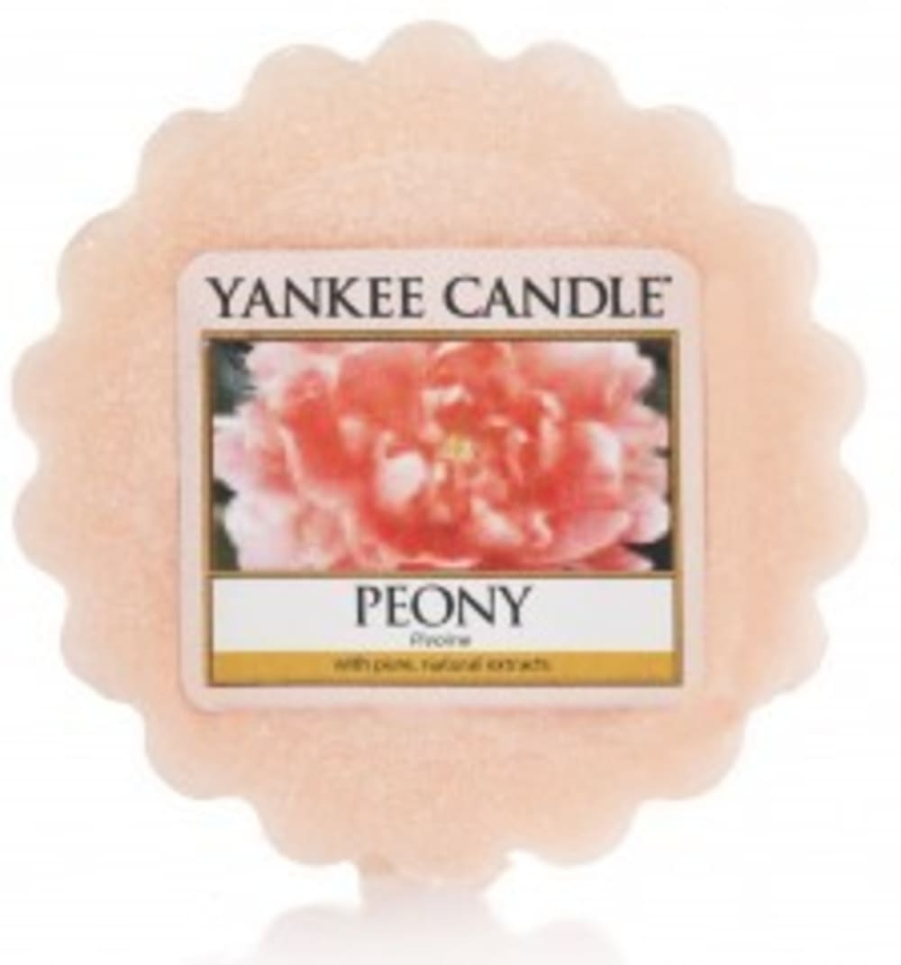 Wosk Yankee Candle Peony