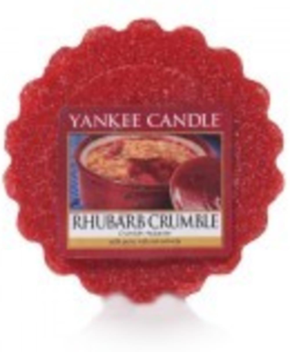 Wosk Yankee Candle Rhubarb Crumble