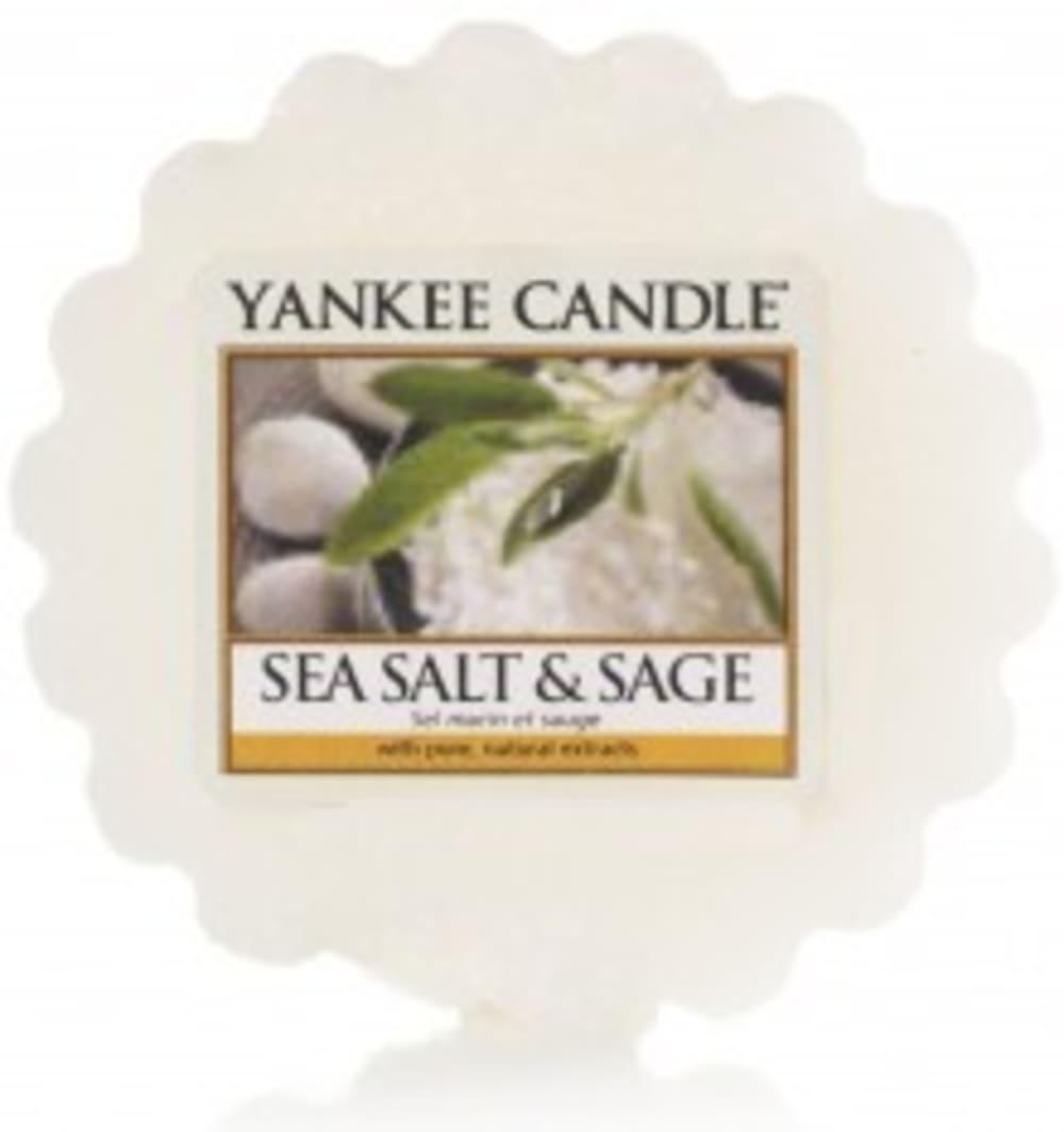Wosk Yankee Candle Sea Salt & Sage