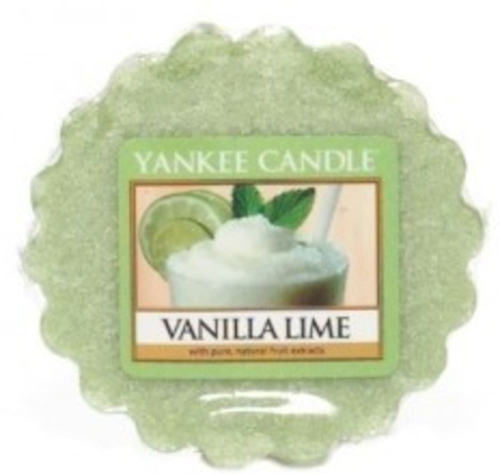 Wosk Yankee Candle Vanilla Lime