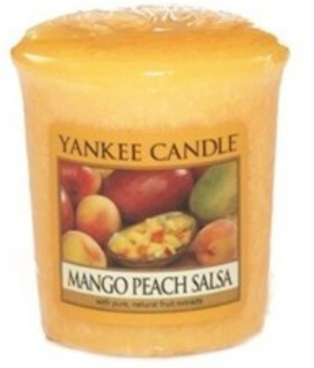 Świeca Zapachowa Mango Peach Salsa Votive Yankee Candle