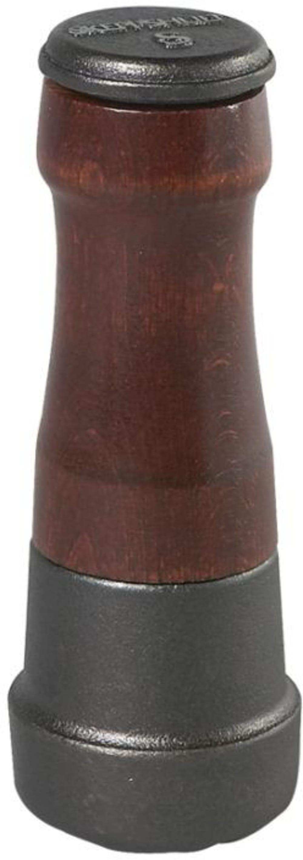 Młynek do soli 18 cm - drewniane wykończenie