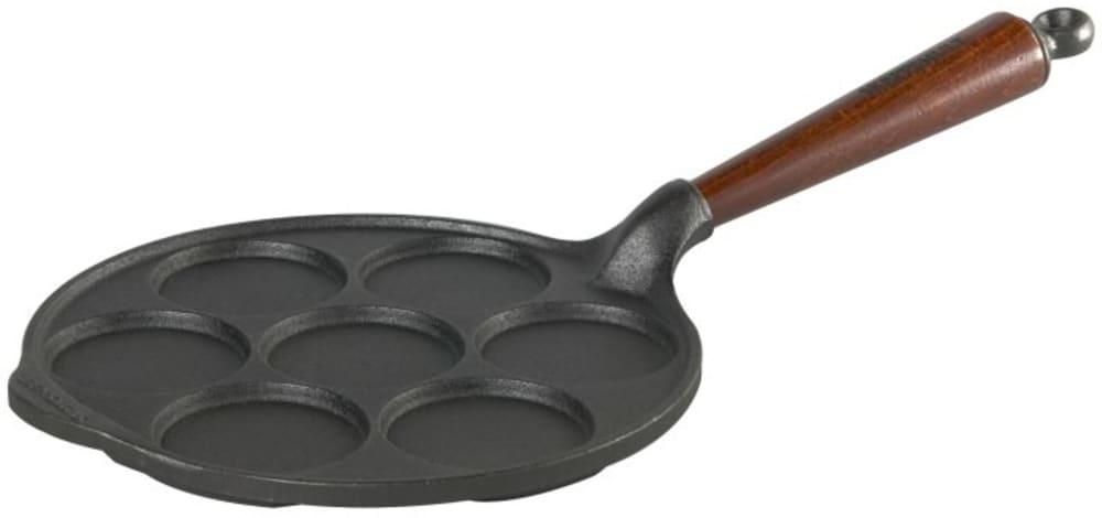 Patelnia do naleśników, SZKOCKA, 23 cm, drewno