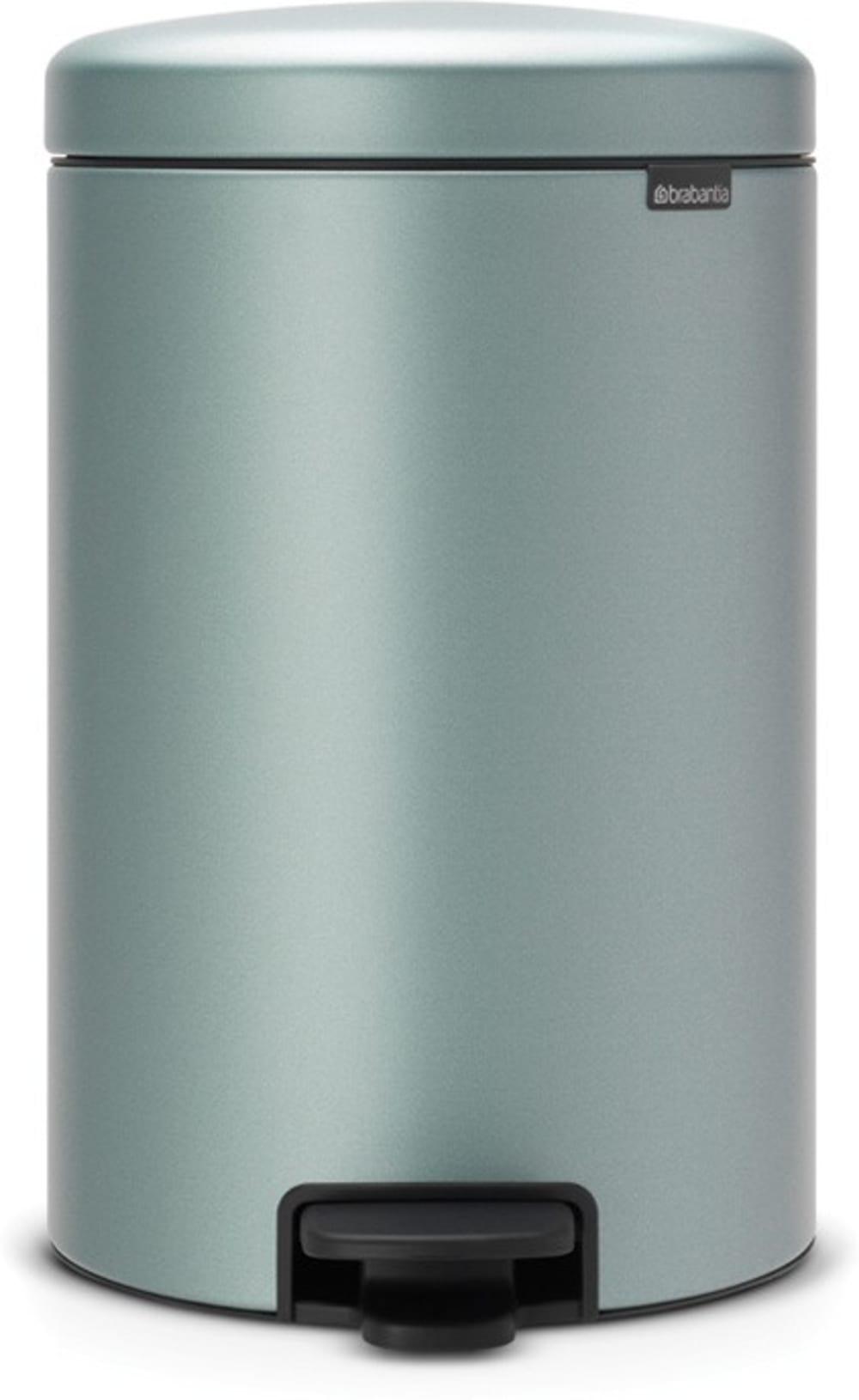 BRABANTIA NEWICON Kosz pedałowy 20L Metaliczny miętowy