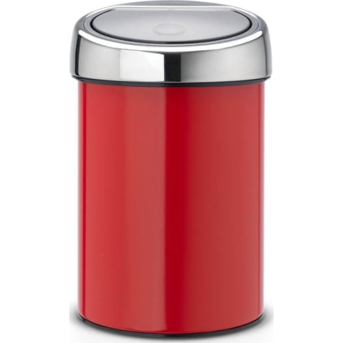 Kosz touch bin passion red 3 l