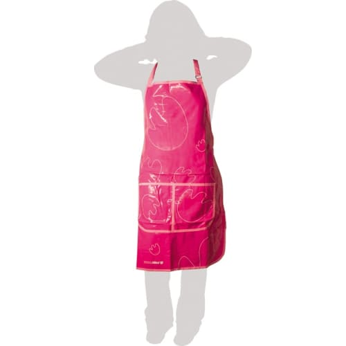 PAVONIDEA  Fartuch kuchenny PARAPIU różowy