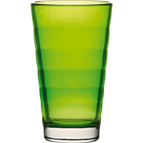 LO - Szklanka wysoka WAVE zielona 300 ml
