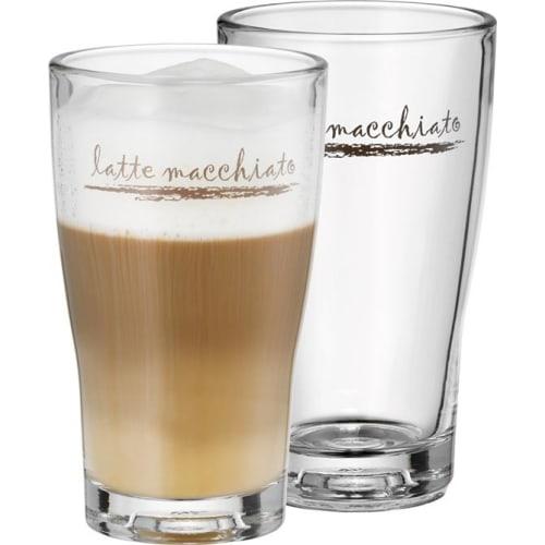WMF - Zestaw 2 szklanek do latte macchiato Barista