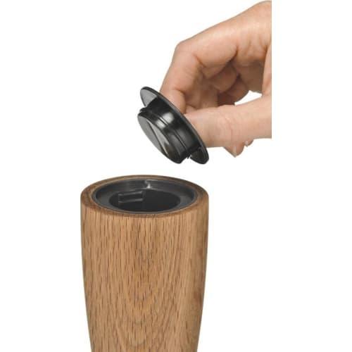 Młynek drewniany do przypraw Ceramill Natura WMF