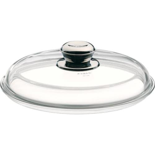 WMF - Szklana pokrywa na patelnię, 20 cm