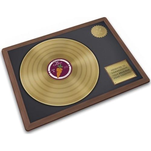 Podkładka szklana 40x30 Gold Record JOSEPH JOSEPH