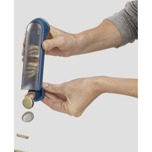Otwieracz do butelek z pojemnikiem na kapsle Barwise™ JOSEPH JOSEPH