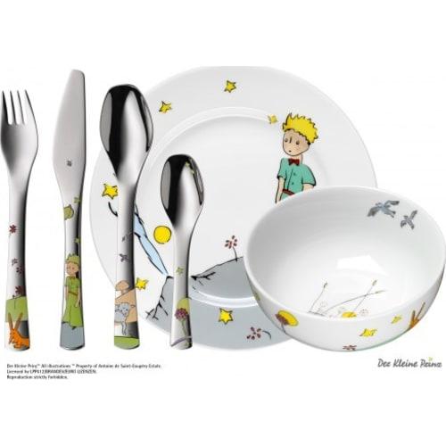 WMF - Zestaw dla dzieci 6 elementów, Mały Książę