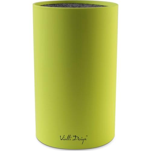 Blok do noży Verde limonkowy Vialli Design