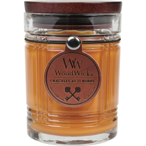 Woodwick Reserve - Leather