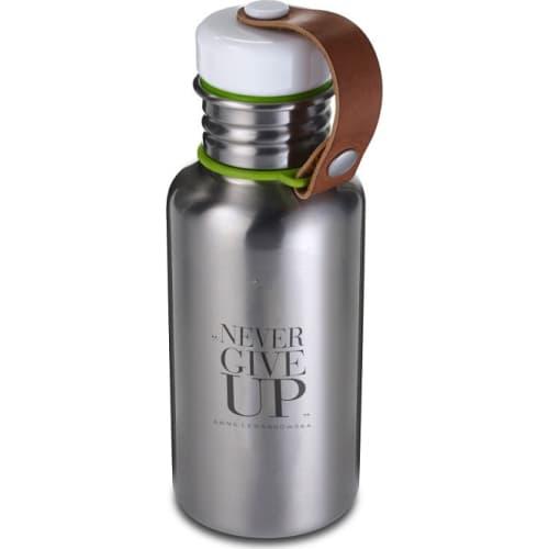 Butelka stalowa na wodę ANNA LEWANDOWSKA