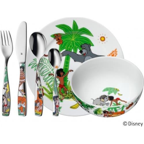 Zestaw dla dzieci 6 elementów,  Jungle WMF