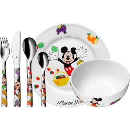 Zestaw dla dzieci 6 elementów Myszka Miki WMF