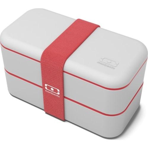 Bento box MonBento Original Cotton Red