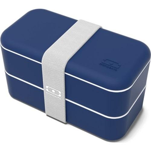 Bento box MonBento Original ciemnoniebieski