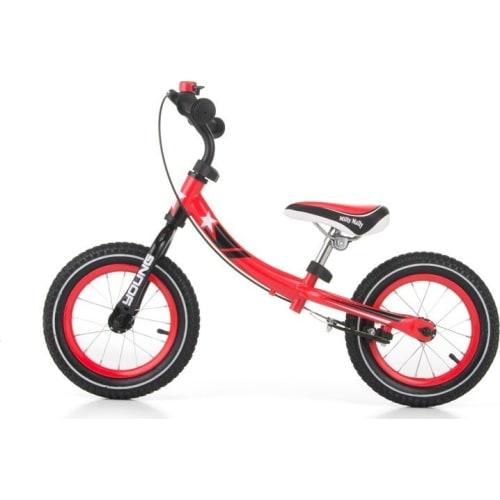 Rowerek Biegowy Dwukołowy Young Red Milly Mally