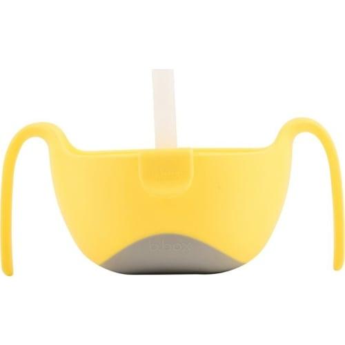 Miseczka ze słomką b.box - lemon sherbet