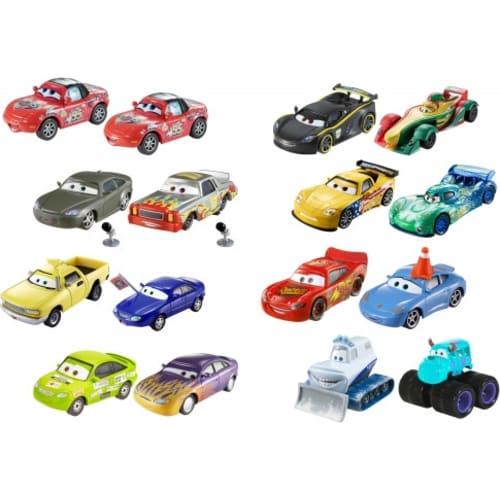 Samochodziki dwupak Auta 3