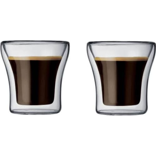 BODUM - Zestaw 2 szklanek 0,1 l., Assam