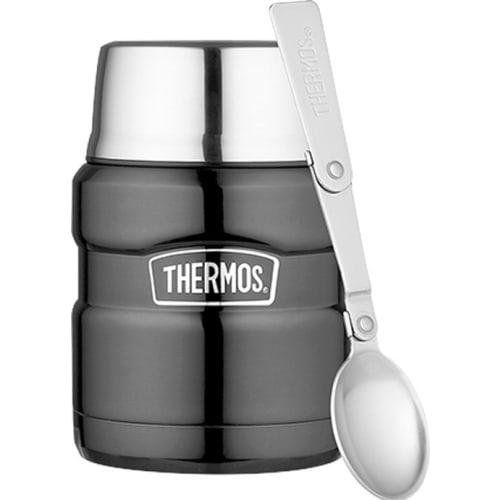 Thermos King Termos obiadowy 0,47l Metallic Grey