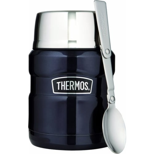 Thermos King Termos obiadowy 0,47l Navy Blue