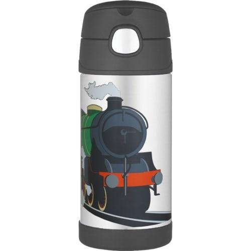 Thermos Funtainer Termos ze słomką Train