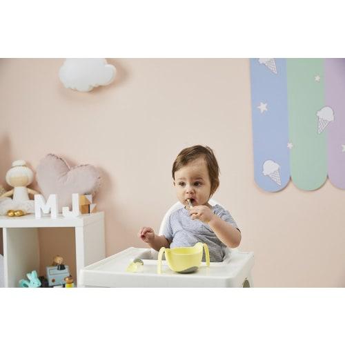 Pierwsze sztućce dla niemowląt, Boysenberry, b.box