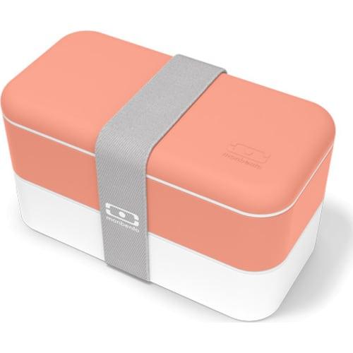 Bento box MonBento Original Orange Tropical